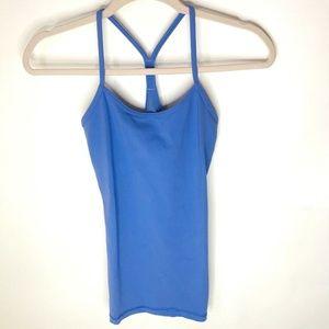 Lululemon POWER Y Women's Athletic Tank Top Size 4